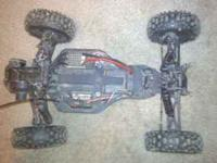 i have a 2010 hpi e-firestorm with a flux brushless