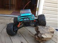 I have a HPI 4x4 nitro truck for sale. It runs and