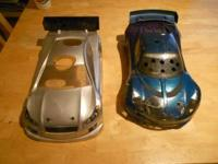 This is a sweet RC Racer with carbon fiber top plate,