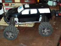 hello what i have is a newly rebuilt hpi savage that