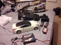 HPI Sprint 2 Drift, Electric RC. Bought this a couple