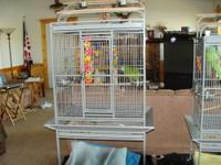 HQ Cages of all sizes for sale, give me a call for size