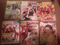 FOR SALE: (6) Magazines on High school Musical 3!!!