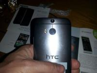 Brand New HTC One M8 32GB offered brand new with