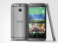 Like new - HTC One M8 Grey - comes with box, charger