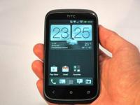 HTC Desire C Muve Music Smartphone. I used it on the