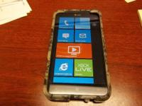 Big windows cell phone, screen in great condition, has