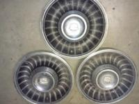 "New original 15"" hubcaps wheel covers for Cadillac"