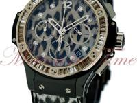 Hublot Big Bang Snow Leopard, Limited Edition to 500