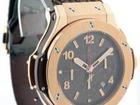 Hublot Big Bang Cappuccino Chronograph 18k Rose Gold