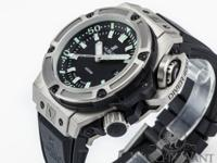 "This is a Hublot Big Bang King ""Oceanographique"" 4000m"