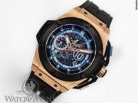 Features Chronograph Case Details 48mm 18K Rose Gold