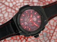Features Chronograph Case Details 48mm Black Ceramic