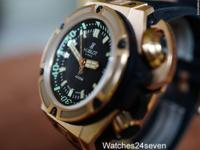 Hublot Big Bang King Power Oceanographic 4000 King Gold
