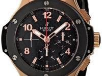 Hublot Big Bang Mens Watch 301.PB.131.RX 18kt rose gold