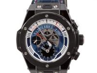 Pre-Owned Hublot Big Bang Unico Retrograde UEFA Euro