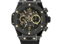 Pre-Owned Hublot Big Bang Unico Usain Bolt Chronograph