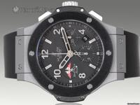 Features Chronograph Case Details 44mm brushed tantalum