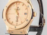 Hublot Classic Fusion 18k Rose Gold FIFA World Cup