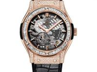 515.OX.9000.LR.0904 Hublot This Hulbot watch has 18K