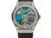 502.NX.0003.LR Hublot .This 45 mm Hublot Men's Watch