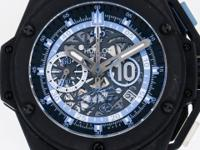 This is a Hublot, King Power for sale by Accar Ltd. The