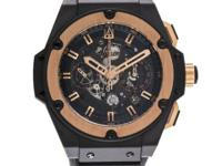 Pre-Owned Hublot King Power Unico (701CO0180RX)
