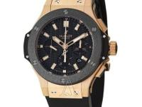 Hublot, Big Bang, Men's Watch, 18K Red Gold Case,
