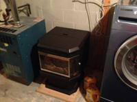 2007 Hudson river stove works pellet stove model