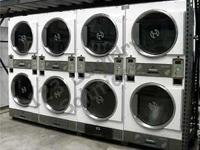 For sale Huebsch Double Stack Dryer 120V 60Hz 1ph