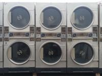 Huebsch Double Stack Dryer MODEL JTD32DG 120 V 60Hz