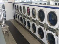 Huebsch Double Stack Dryer USED MODEL JT0300DRG 120 V