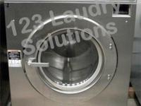 Huebsch Front Load Washer Model HC40MY2OU60001 Used but