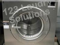 Huebsch HC40MY2OU60001 Front Load Washer Used but in