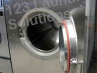 FOR SALE! Huebsch Front Load Washer HC80VXVQU60001 Used