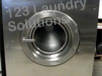 Huebsch Front Load Washer HC80VXVQU60001 Used but in