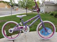 Huffy 20 inch Girls Bike, Sea Star. This bike is like