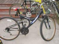 Huffy Adult Bike asking $85.00 can be reached at