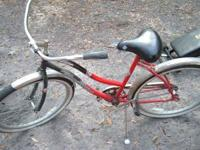 Huffy beach cruiser, 40.00, call  we don't have