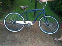 I have a huffy beach cruiser for sale and im asking 75