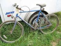 """used boys huffy with 26"""" tires...they seem to be"""