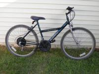 "Huffy Blades 18 speed Mountain Bike 26"" Wheels Very"