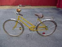 For sale is this huffy 3 speed bike for $50.00 call
