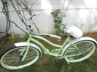 We have 2 Huffy Cruiser Bikes. They were purchased in