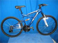 "Huffy DS3 21-spd 18 mountain bicycle NEW!--26"" spoke"