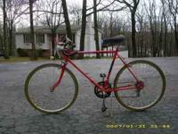 This is a great bike I had it for a while now but I