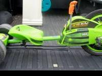 MORE TOYS IN TOY LINK BELOW!!!! Huffy GREEN MACHINE