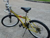 - Huffy Kaibab Mountain Bike - VERY used but still