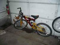 no use for this bike come pick it up thank you