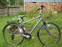 Here is a Huffy Magellan All Terrain Bike for sale.